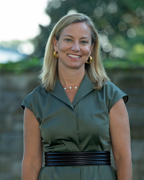 Caption: <br /> Shannon Arvin at Keeneland near Lexington, Ky. on Aug. 3, 2020 Keeneland in Lexington, KY.