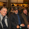 (L-R): Mersad Metanovic, Khalid Mishref, Bruno Deberdt<br /> on  Nov. 19, 2019 Keeneland in Lexington, KY.