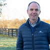 Clifford Barry at<br /> Pin Oak Stud<br /> at  Nov. 8, 2019 Pin Oak Stud in Versailles, KY.