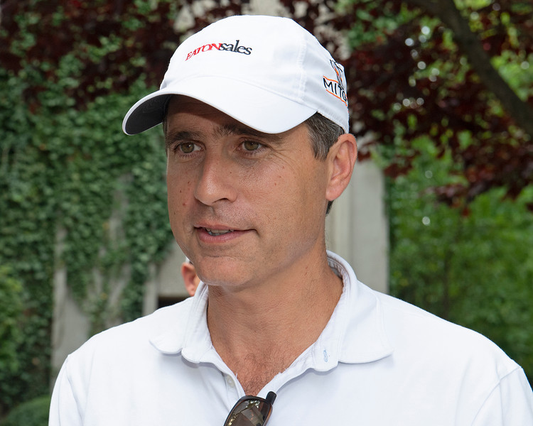 Ben McElroy<br /> Fasig-Tipton Selected Yearlings Showcase in Lexington, KY on September 10, 2020.