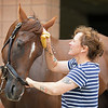 PInk Lloyd (with Michelle Gibson primary caretaker)<br /> at Woodbine.