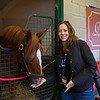 Got Stormy with Claire Crosby<br /> at Woodbine.