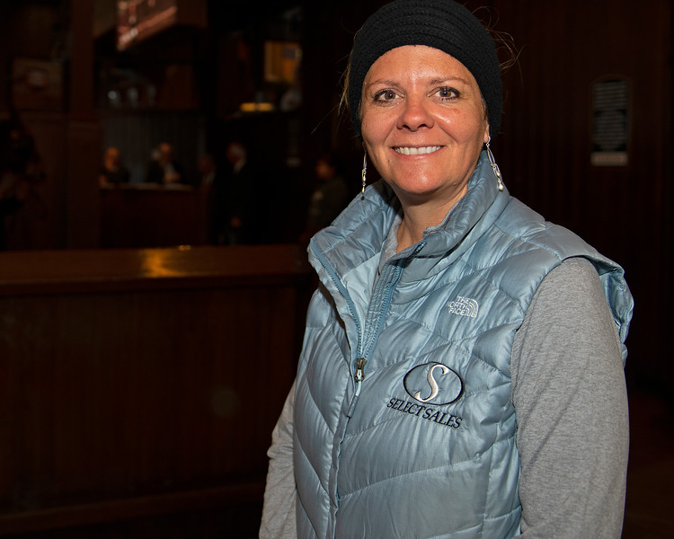 Carrie Brogden. Keeneland January Horses of all ages sales on<br /> Jan. 16, 2020 Keeneland in Lexington, KY.