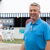 Tony Lacy<br /> at the Keeneland September Sale.