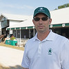 Derek MacKenzie<br /> at the Keeneland September sale