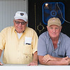 (L-R): Frank and John Penn<br /> at the Keeneland September Sale.
