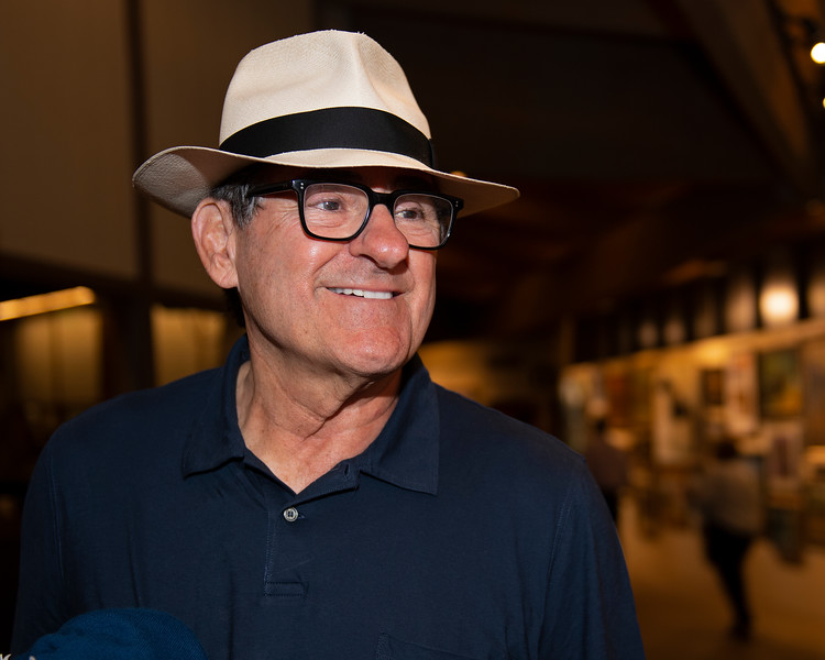 Peter Brant<br /> at the Keeneland September Sale.