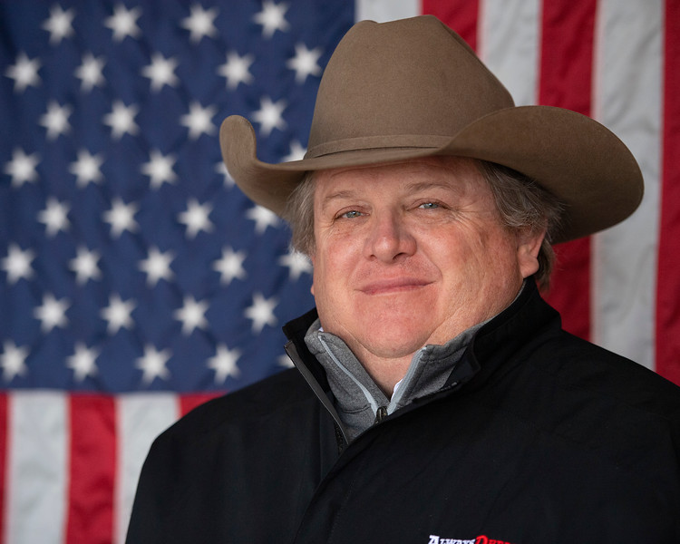 Stuart Morris<br /> Keeneland January Horses of all ages sales on<br /> Jan. 15, 2020 Keeneland in Lexington, KY.