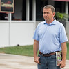 Arnaud Delacour<br /> at the Keeneland September Sale.