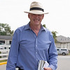 JOhn Gosden<br /> at the Keeneland September Sale.