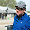 Caption: Brendan Walsh<br /> Keeneland scenes and horses on April 25, 2020 Keeneland in Lexington, KY.
