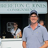 Bret Jones<br /> at the Keeneland September Sale.