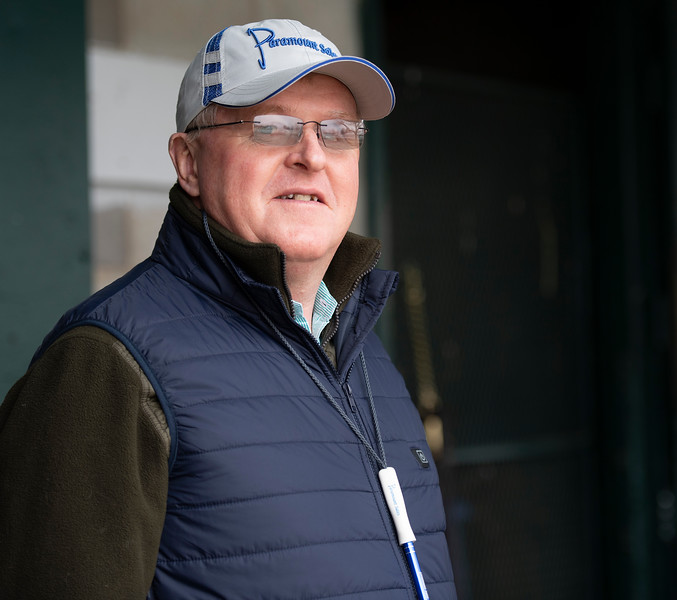 Pat Costello.<br /> Keeneland January Horses of all ages sales on<br /> Jan. 15, 2020 Keeneland in Lexington, KY.