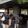 John Greathouse<br /> at the Keeneland September sale