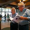 Michael Hernon <br /> at the Keeneland September sale