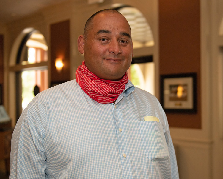 Robbie Medina<br /> Fasig-Tipton Selected Yearlings Showcase in Lexington, KY on September 10, 2020.