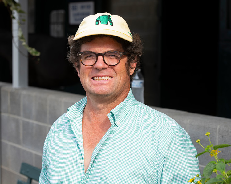 Joe Clay<br /> at the Keeneland September Sale.