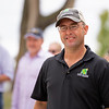 Matt Lyons<br /> at the Keeneland September Sale.