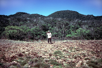 Greensword Bog, 5th anniversary(?); standing: (unknown); photo developed December 1986; photo by (unknown);(photoID: bhg002023)