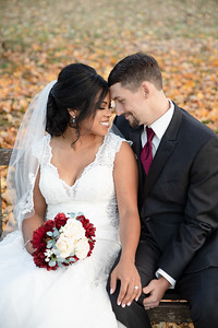 Ashya & Lance's wedding day at the Doubletree Suites 11.3.18.