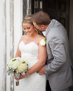 Shelby & Tyler's wedding day at The Thoroughbred Center 9.6.14.