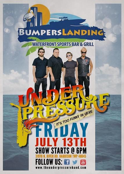 Bumpers Landing  E-blast July  2018