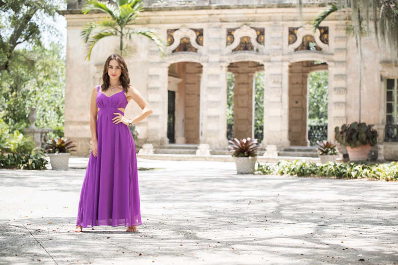 Irina@Viscaya Gardens