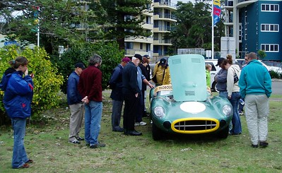 Forster Car Show