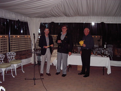 2003 Presentation Night