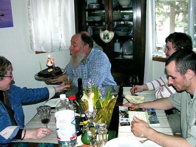 N2130 Linda Cake Michael Calib Ben