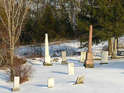 0423 Evening Churchyard