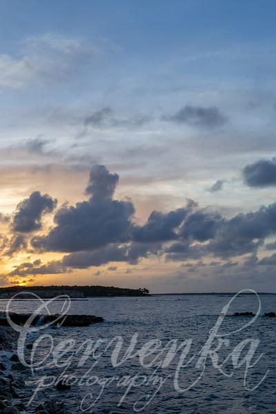 Last Light on Antigua
