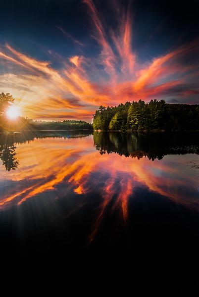 Sunsets and Sunrises