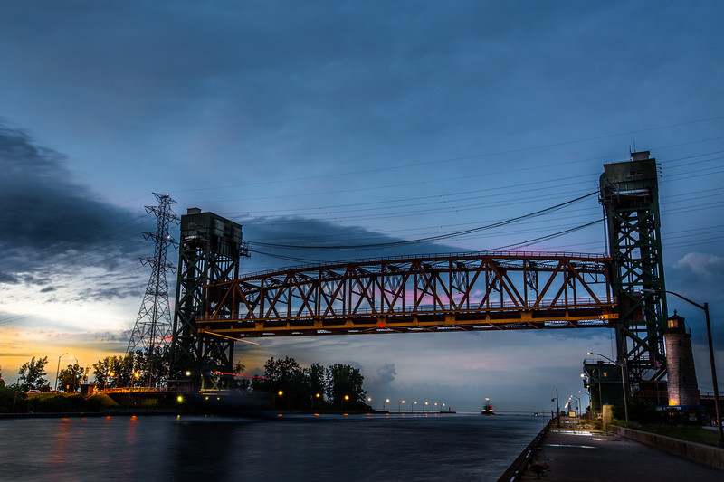 Burlington Canal Lift Bridge