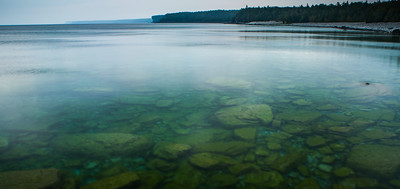 Cobble Stone Beach - Bruce Peninsula National Park