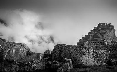 Sun Dial Machu Picchu