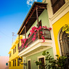 Old San Juan Colours - Puerto Rico