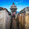 In the Fort - Castillo de San Felipe del Morro