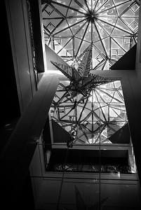 Temple Square Convention Centre Glass Ceiling