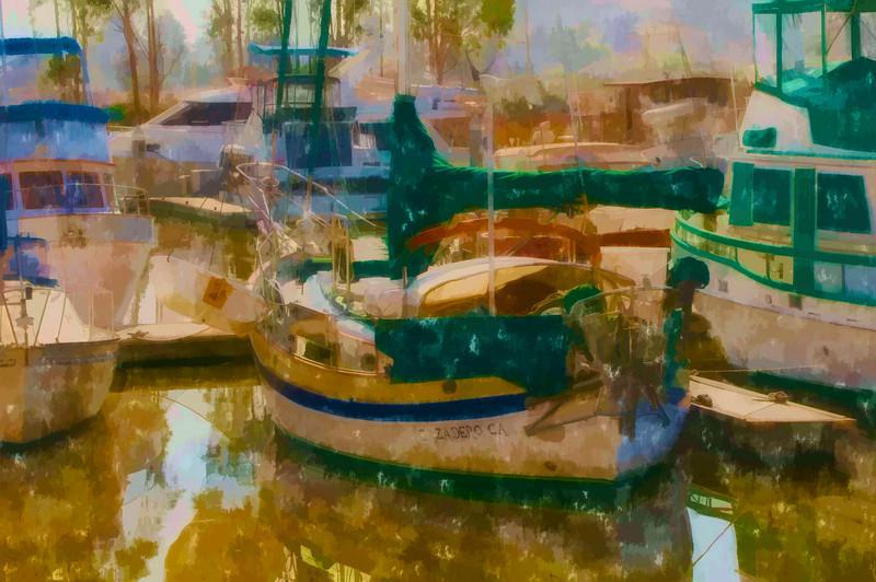 Marina<br /> Petaluma, California