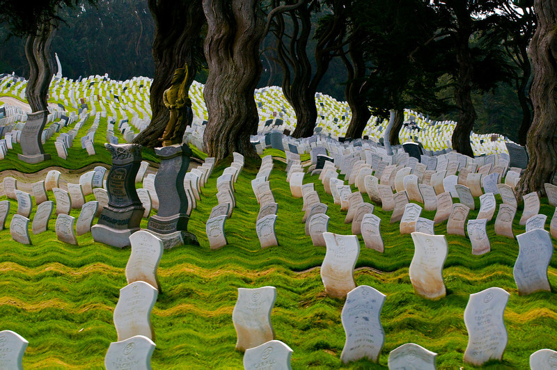 San Francisco National Cemetery<br /> San Francisco, California