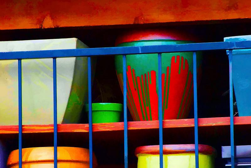 Pottery<br /> Sedona, Arizona