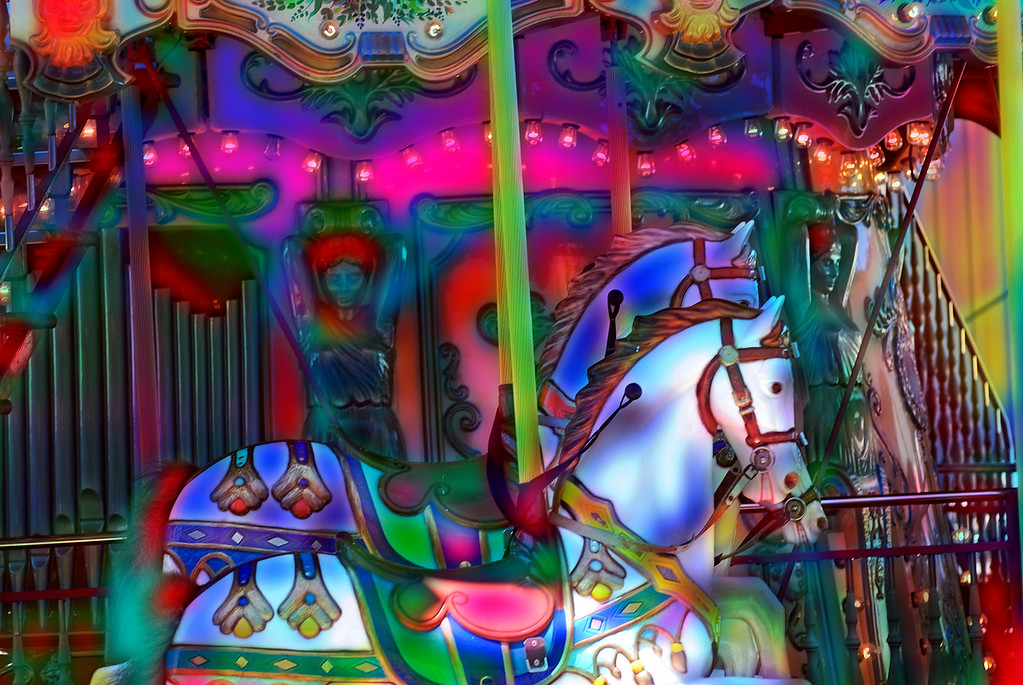 San Francisco Carousel<br /> Pier 39, Fisherman's Wharf, San Francisco, California