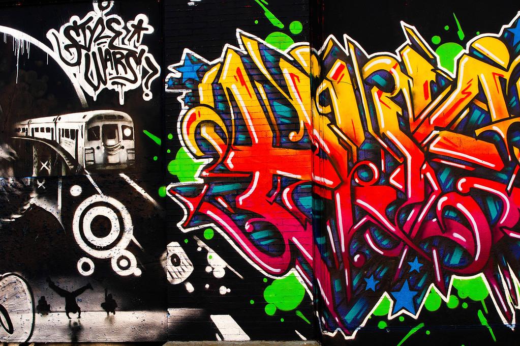 Graffiti Art<br /> Seattle, Washington
