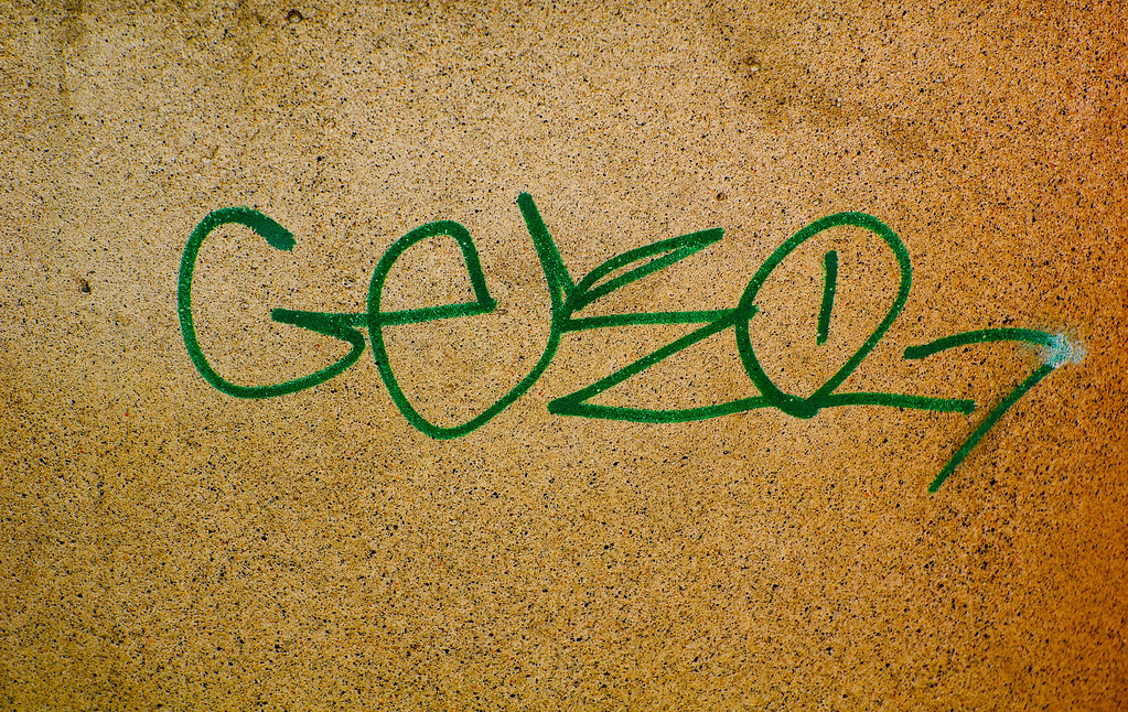Vandalism Graffiti<br /> Petaluma, California