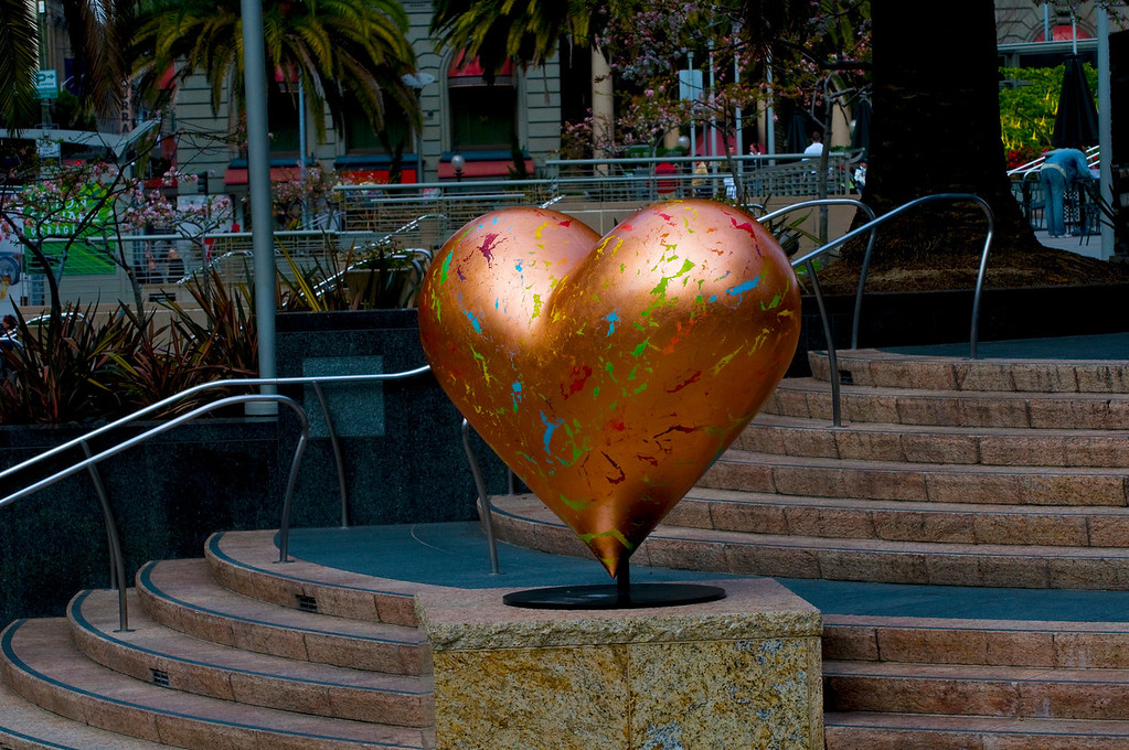 Heart<br /> San Francisco, California