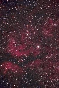 IC 1318, Gamma Cygni Nebula