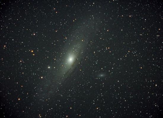 M31, Andromeda Galaxy