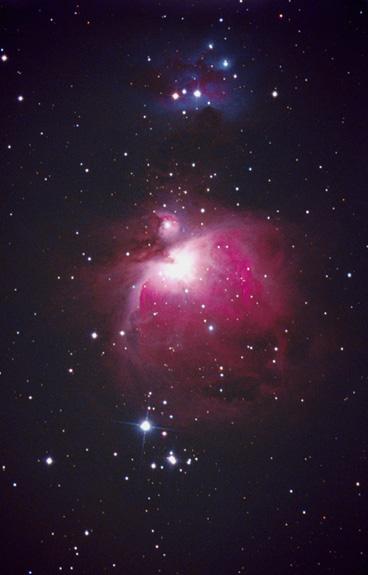 M42, Orion Nebula