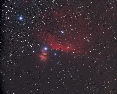 B33, Horsehead Nebula